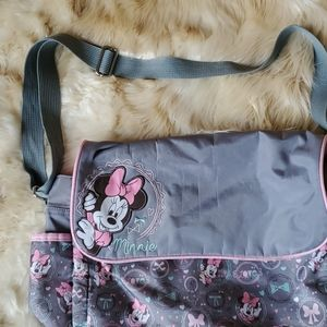 3/$25 🐷 Disney Minnie Mouse Diaper Bag